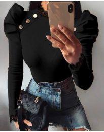 Bluza - koda 9630 - 3 - črna