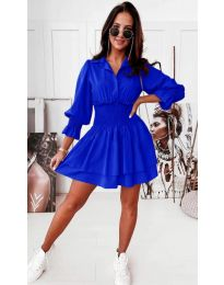 Obleka - koda 1843 - modra