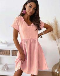 Obleka - koda 1679 - 2 - roza