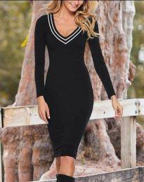 Obleka - koda 35333 - 1 - črna
