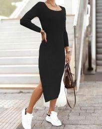 Obleka - koda 2326 - črna