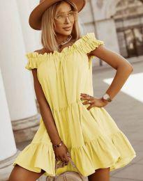Obleka - koda 6969 - rumena