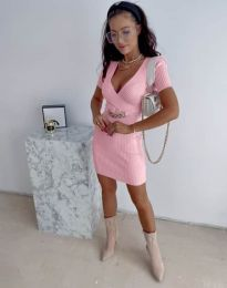 Obleka - koda 4305 - roza