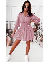 Obleka - koda 1843 - roza