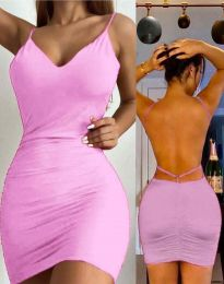 Obleka - koda 3948 - roza