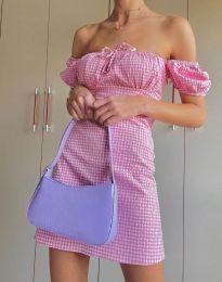 Obleka - koda 2594 - 1 - roza