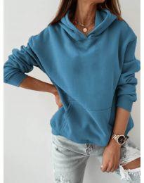 Bluza - koda 186 - svetlo modra