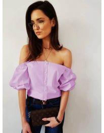 Bluza - koda 243 - vijolična