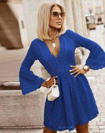 Obleka - koda 6239 - modra