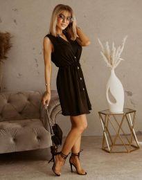 Obleka - koda 2702 - črna