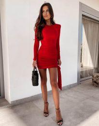 Obleka - koda 11592 - rdeča