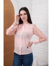 Bluza - koda 0631 - 4 - roza