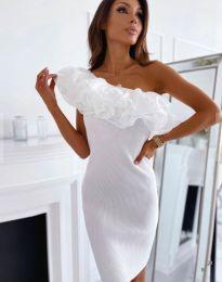 Obleka - koda 0991 - bela