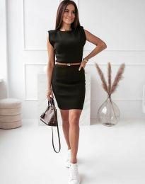 Obleka - koda 10044 - črna