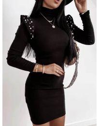 Obleka - koda 2323 - črna
