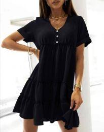 Obleka - koda 7205 - črna