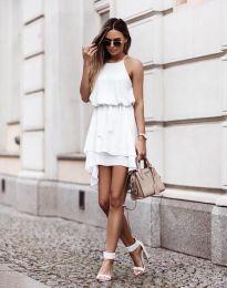 Obleka - koda 2104 - bela