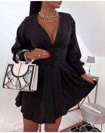 Obleka - koda 4343 - črna