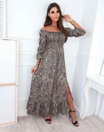 Obleka - koda 6319 - večbarvna