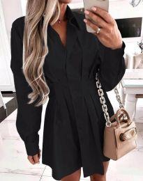 Obleka - koda 8141 - črna