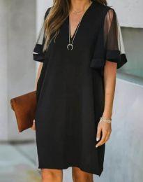 Obleka - koda 33311 - 1 - črna