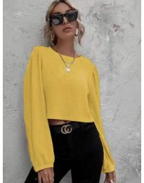 Bluza - koda 5932 - rumena