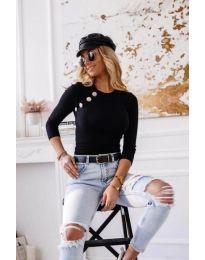 Bluza - koda 3151 - 3 - črna