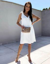 Obleka - koda 2504 - bela