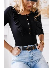 Bluza - koda 9792 - 3 - črna