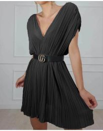 Obleka - koda 5670 - črna