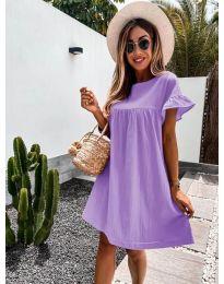 Obleka - koda 744 - vijolična