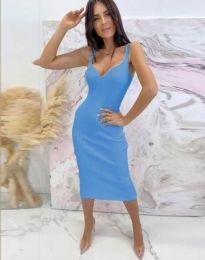 Obleka - koda 10033 - modra