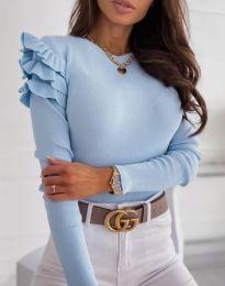 Bluza - koda 3608 - svetlo modra