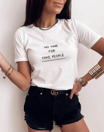 Majica - koda 2279 - bela