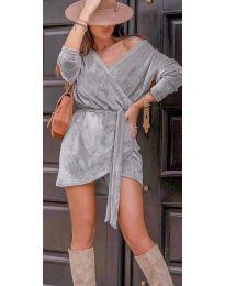 Obleka - koda 238 - siva