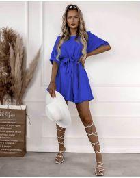Obleka - koda 13131 - modra