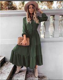 Obleka - koda 5150 - olivna
