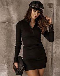 Obleka - koda 4288 - črna
