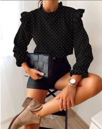 Bluza - koda 5455 - črna