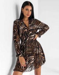 Obleka - koda 8433 - večbarvna