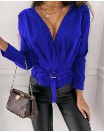Bluza - koda 5525 - modra