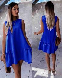 Obleka - koda 3456 - modra