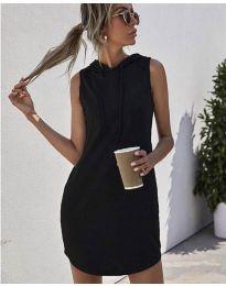 Obleka - koda 1687 - črna