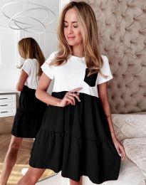 Obleka - koda 2506 - črna