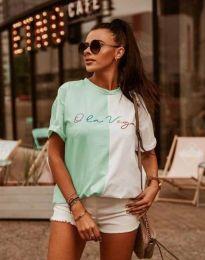 Majica - koda 0563 - 2 - farebná