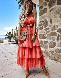 Obleka - koda 1543 - rdeča