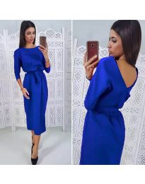 Obleka - koda 974 - modra
