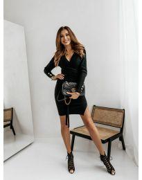Obleka - koda 9510 - 1 - črna