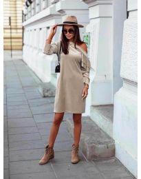Obleka - koda 8171 - bež