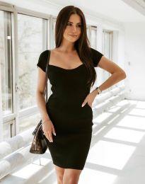 Obleka - koda 0992 - črna